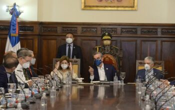 Presidente Luis Abinader afianza liderazgo en PRM