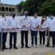 Inauguran primer parqueo del plan de desahogo vehicular