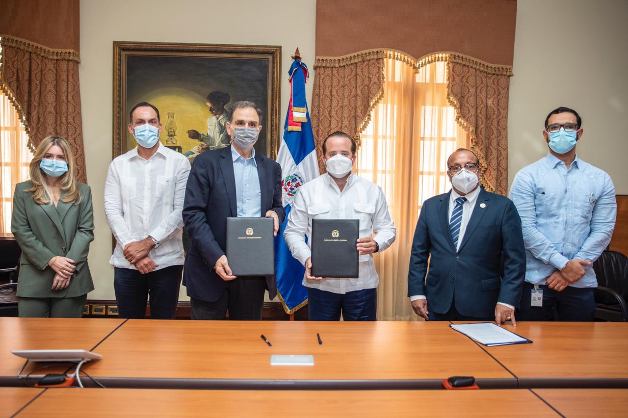 Ministerio Administrativo y CCN firman acuerdo de colaboración para apoyo a proyectos de producción