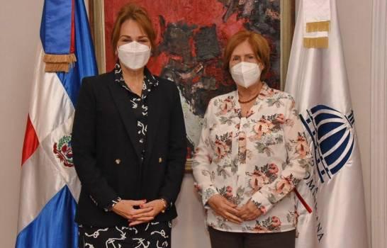 Nombran a Milagros Germán como ministra de Cultura y destituyen a Carmen Heredia