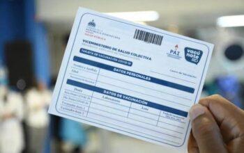 Presidente interino del Tribunal Superior Administrativo, Diomedes Villalona, se reservó el fallo de la medida cautelar de tarjeta vacuna