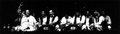 Nusrat Online Blog | Nusrat Fateh Ali Khan's Journey To West