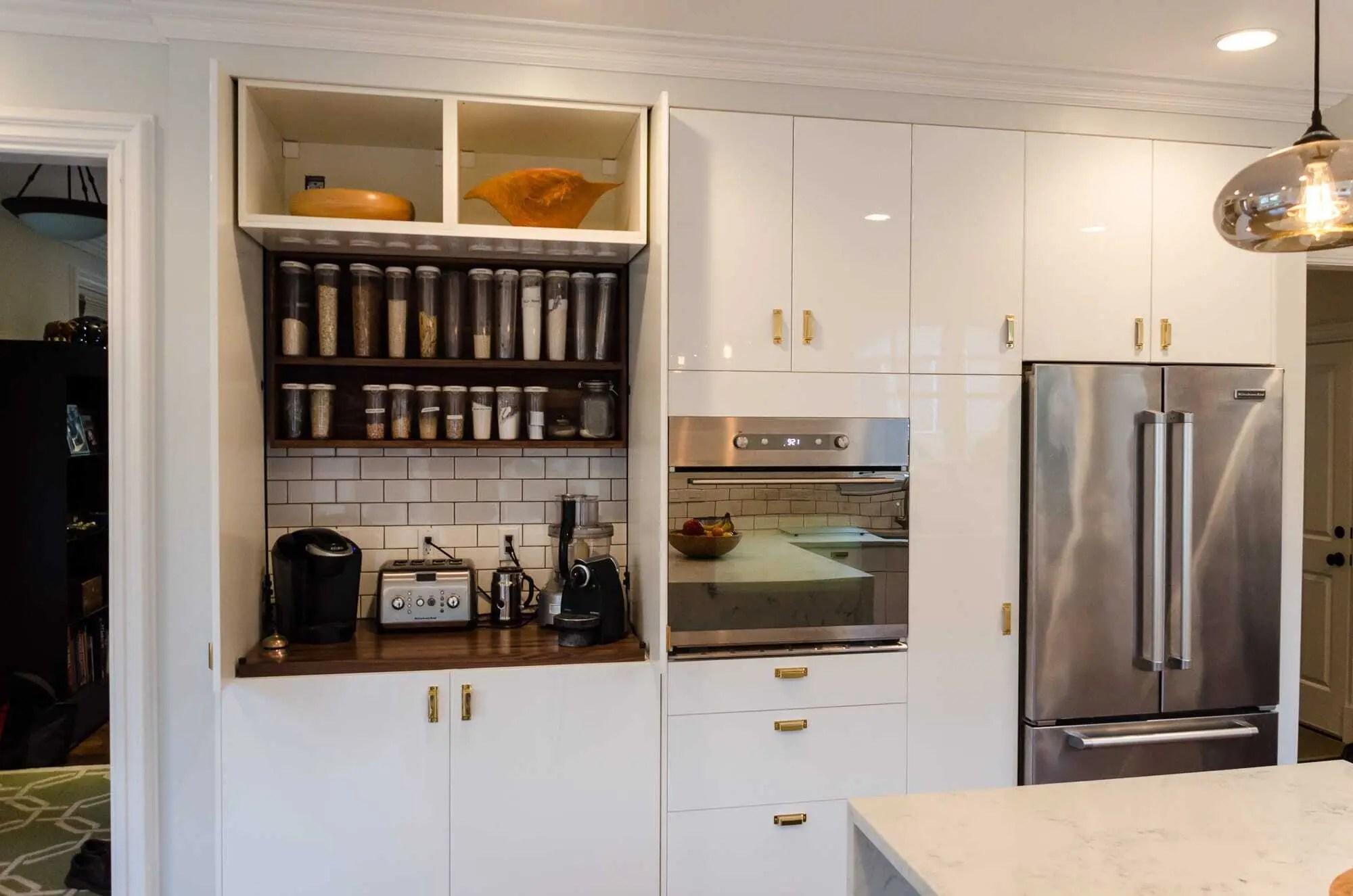 ikea hacks kitchen cabinets ikea IKEA Hack 1