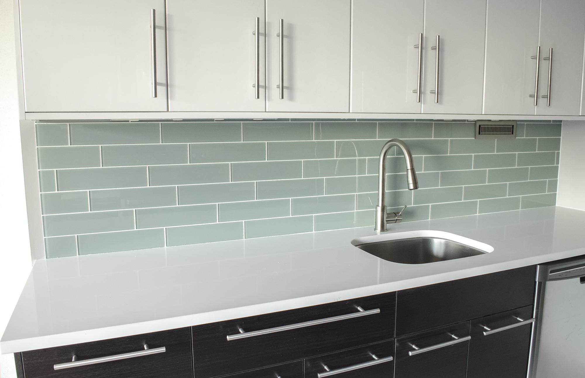 glass tiles for kitchen kitchen glass backsplash IKEA Kitchen Backsplash Tiles