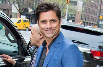 John Stamos bares all for his 54th birthday: See the racy naked pic! - AOL Entertainment