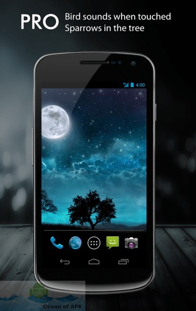 Dream Night Pro Live Wallpaper APK Free Download