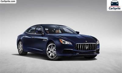 Maserati Quattroporte 2017 prices and specifications in Oman | Car Sprite