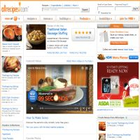 Top 10 Online Recipe Websites 2018 - Reviews, Costs & Features