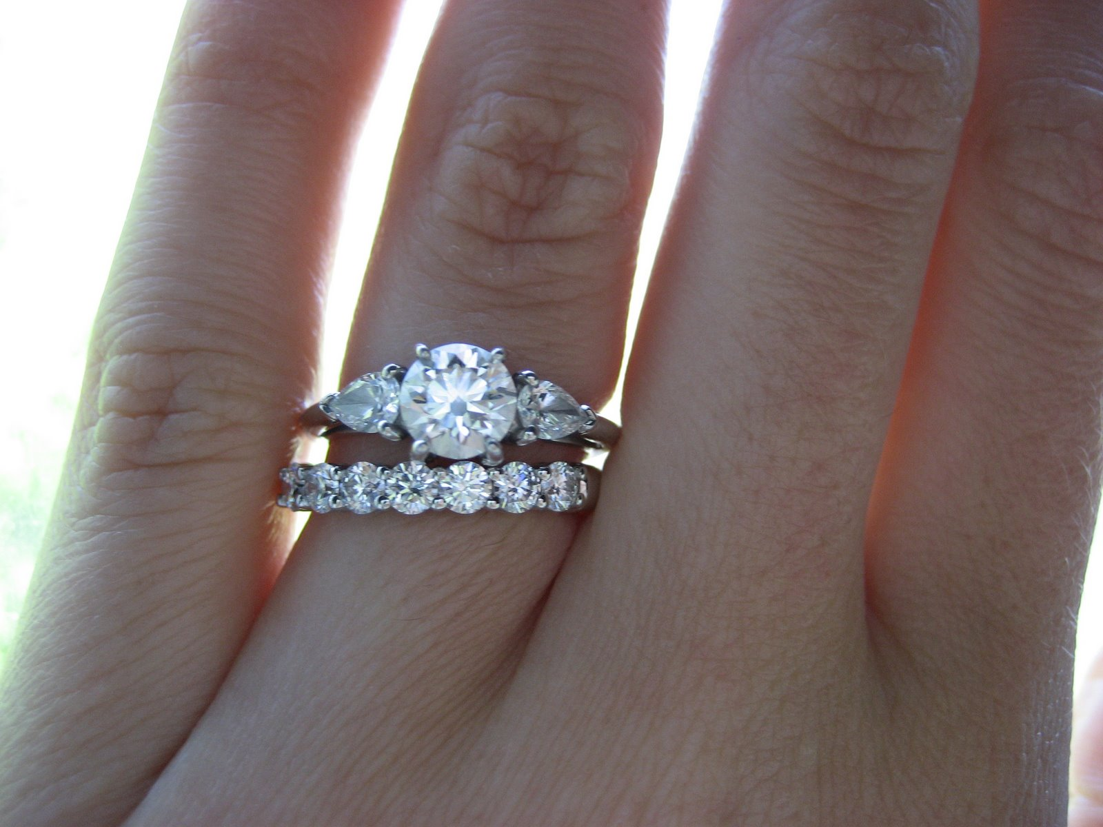 engagement rings and wedding band sets wedding bands sets When Selecting Wedding Bands And Wedding Rings Many Things Must Be