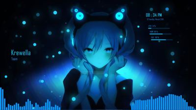 Live Wallpaper - Hatsune Miku by Adiim on DeviantArt