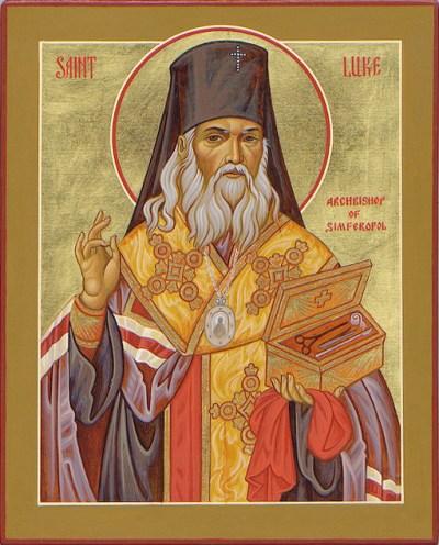 Sfantul Luca al Crimeii | Ortodoxie sau moarte!