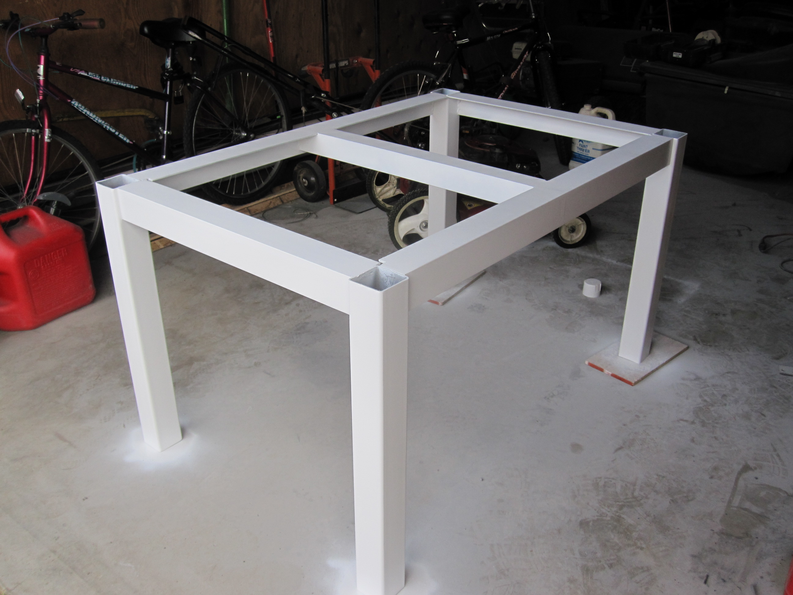 adventures in building a dining table diy kitchen table plans Because