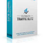 Ultimate Traffic Blitz Review : BRAND NEW Proven Blueprint Set You To Learn What You Should Do to Create For Yourself Tons Of Extremely Targeted Traffic For FREE And Discover The Secret Strategies Our Students Have Been Using To Make $581.40 Per Day In 23 Minutes Flat By Free Leveraging The 204+ Million Visitors – By Jason D. Fox.
