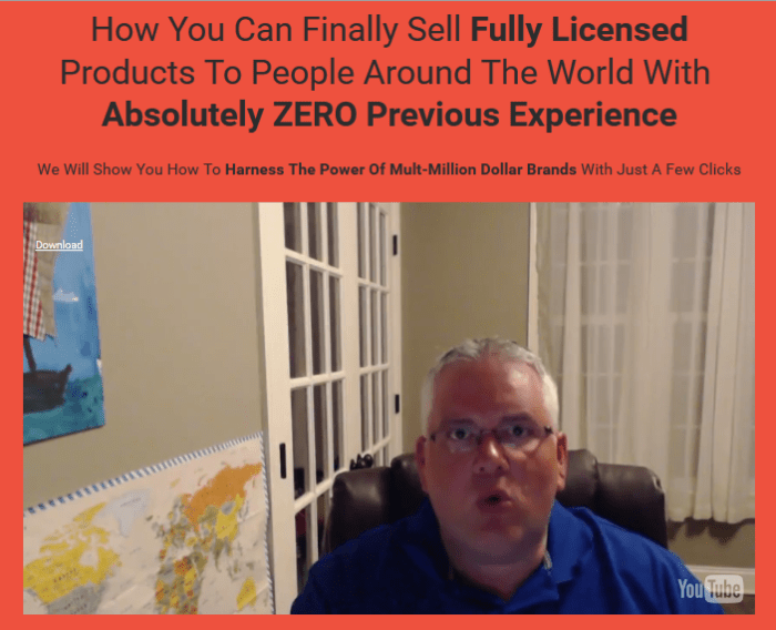 Ecom Licensing Exposed Formula By James Renouf