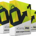 EComily Commerce Pro Instagram Automation By Precious Ngwu Review : Outstanding OTO & Upgrade That Will Allow You To Have More Control, Power, Income & Leads By Sending Traffic To Other Places You Prefer Such As CPA/Affiliate Offers, Lead Capture Pages Or Your Own Sales Pages And You Could Now Plug The Exact System Into UNLIMITED Instagram Accounts & Run Multiple Campaigns For Multiple Niches At Once