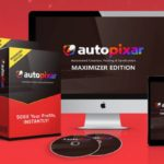 Autopixar Maximizer Pro Edition 500X Upgrade OTO By Brett Ingram Review – Best Upsell Autopixar 500X Your Profits Instantly With 500 Brand NEW 100% Customizable Template Designs, Stealth Link Cloaker To Prevent Other's Stealing Your Profits And 1 Click Set & Forget Customer-Getting System