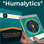 "Humalytics Professional Package Software By Peter Beattie Review – Best App Software To Give Your Videos ""Psychic Abilities"" and Squeeze Out 450% More Cash Out of Every Video You Create And Predicts The Success of Your Marketing With 100% Accuracy"