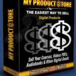 "My Product Store Software by Chris Hitman Review – Best The Fastest & Easiest Way to Sell Digital Products at 90% Less Cost of Other Platforms & Set up a ""Sales Ready"" Digital Product & Store in Minutes, Your 1st Product LIVE in 60 Seconds The Easiest Ever Way to Sell Digital Products & Build Lists"