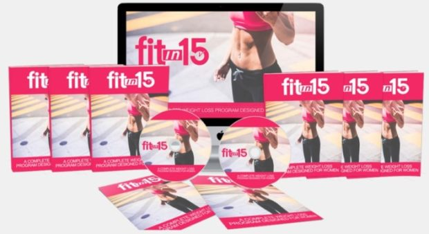 Fit In 15 Complete Sales Funnel With PLR by Marc Renaud