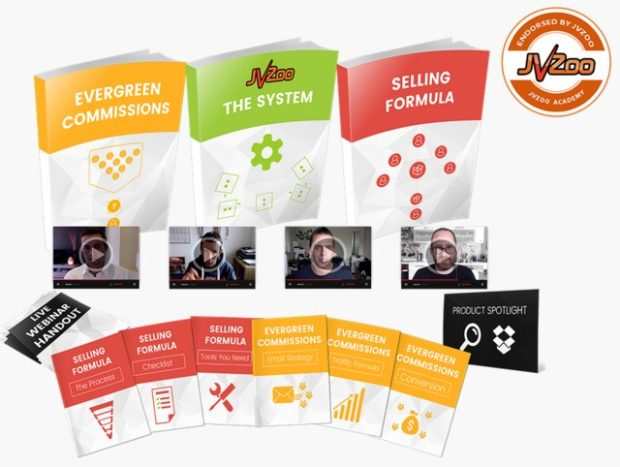 JVZoo Academy The Strategy by Sam Bakker