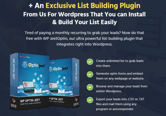 List Janitor PRO Upgrade OTO Software by Cyril Gupta