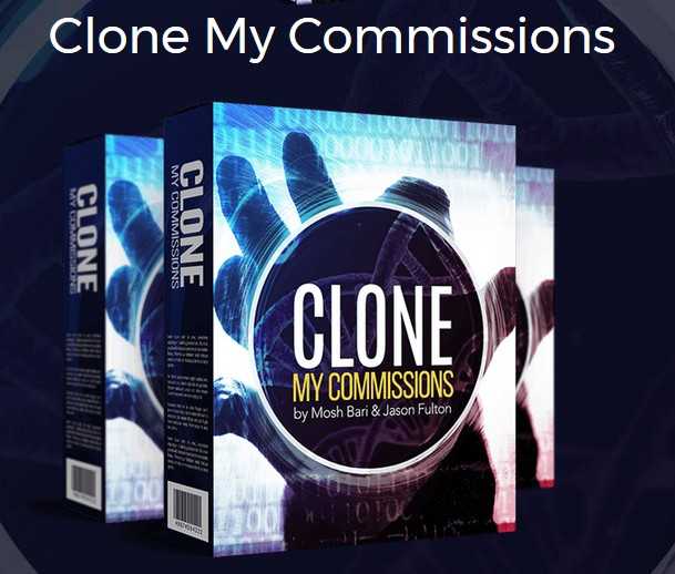 Clone My Commissions Training Course by Mosh Bari