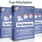 Fan Marketer Software by Ankur Shukla Review – Best A Complete Set & Forget System To Get Unlimited Facebok Fans On 100% Autopilot To Any FanPage You Want, Auto Posts Unlimited Content to Fanpages Such As Text, Images, Links and Videos, Perfect For Website Owners, Bloggers and Facebook Marketers