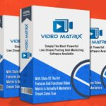 Video Matrix Live Steam Posting And Marketing Software by Griff Review – Best Simply The Most Powerful Live Stream Posting And Marketing Software Available To Dominate Page 1, With State Of The Art Features And Functions Video Matrix Is Actually A Marketers Dream Come True