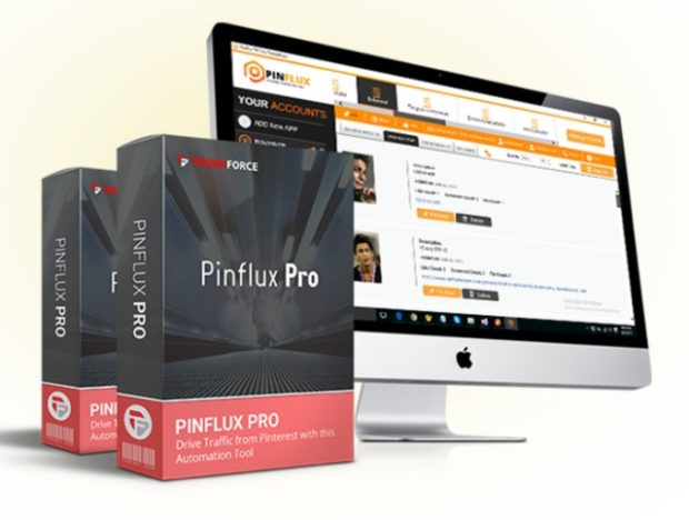 Pinflux Pro Upgrade OTO Software by Cyril Gupta