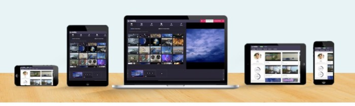Vidify Video Creation Software by Luan Henrique