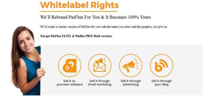Pinflux Whitelabel Reseller Software by Cyril Gupta