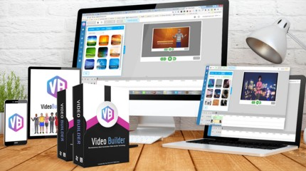 VideoBuilder App Video Animation Creation Software by Todd Gross