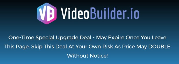 VideoBuilder Agency License Software by Todd Gross