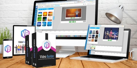 VideoBuilder Agency License Video Animation Software by Todd Gross