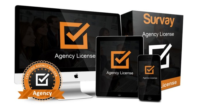 Survay Agency License Survey Platform Software by Chad Nicely