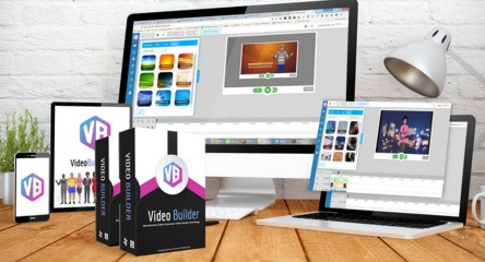 VideoBuilder Agency License Video Animation Software by Todd Gross And Paul Ponna
