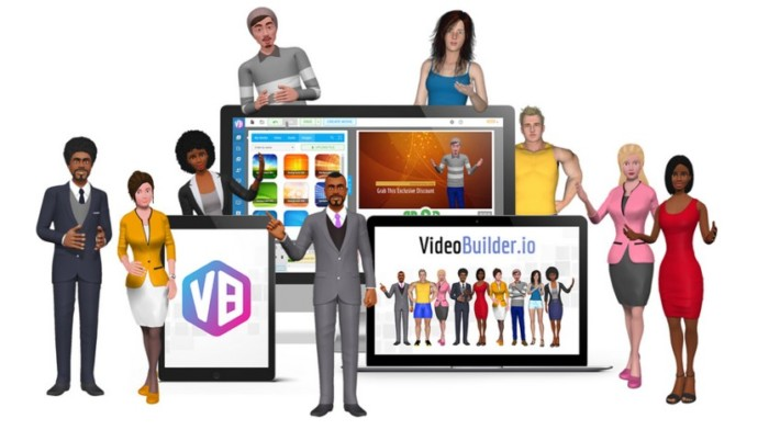 VideoBuilder Deluxe Upgrade OTO Animation Software by Todd Gross