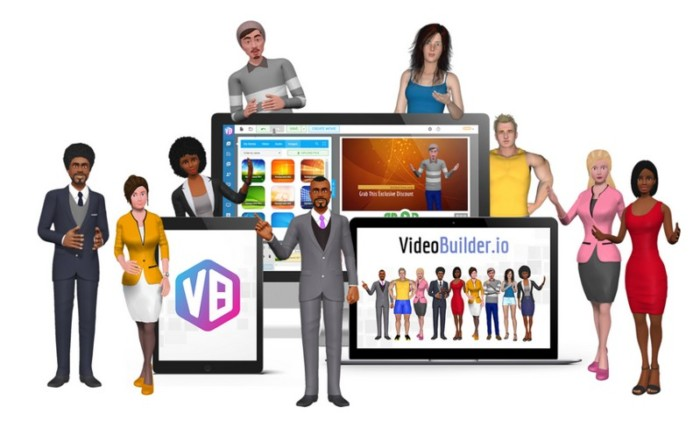 VideoBuilder Video Submitter App and Video Syndication Traffic Software by Todd Gross