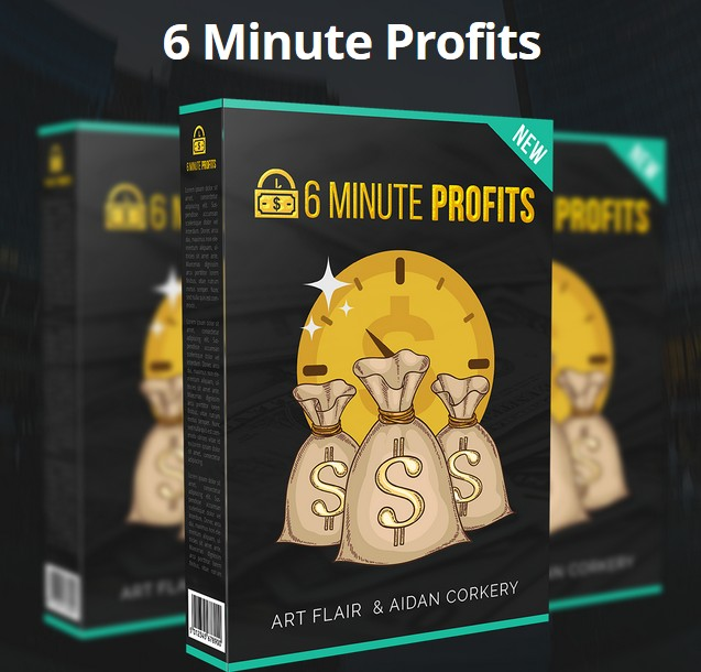 6 Minute Profits Training Course Formula by Art Flair
