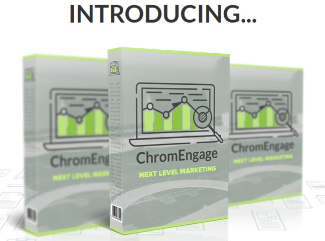 ChromEngage HandsFree Email and Push Notification Lead Generation Software by Cindy Donovan
