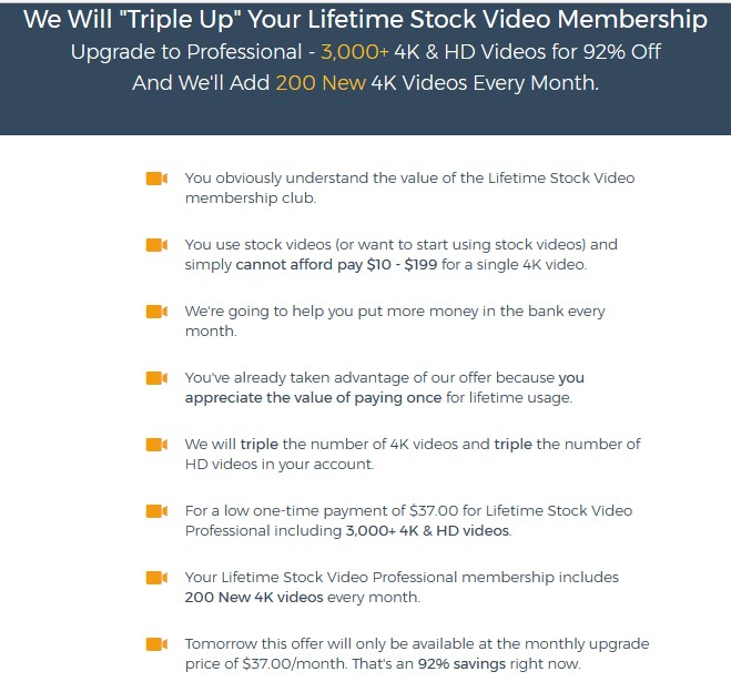 Lifetime Stock Video Professional by Richard Madison