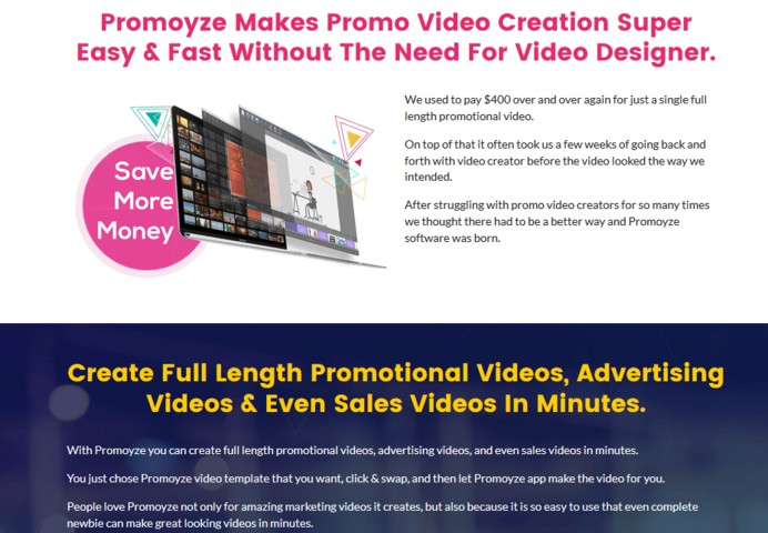 Promoyze Click and Swap Video Templates by Andrew Darius