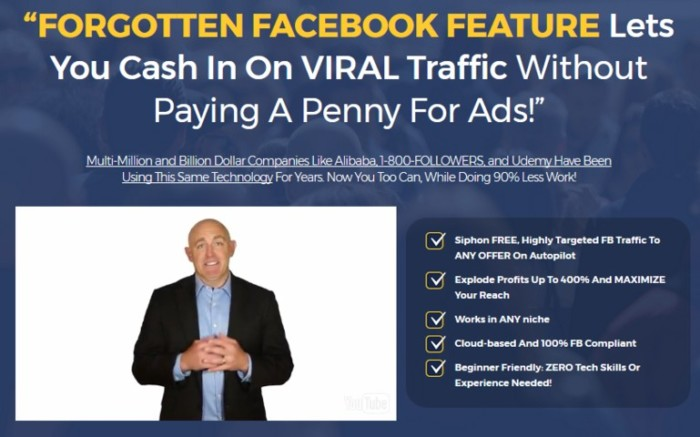 SociOffer Elite FaceBook Viral Traffic Software by Daniel Adetunji