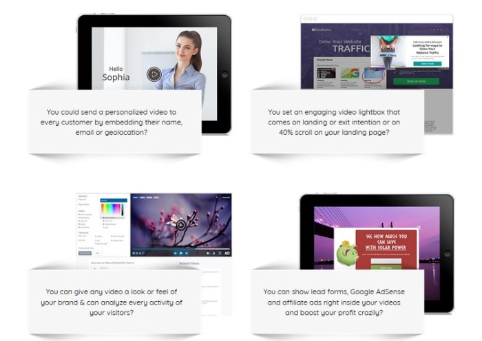 VideoWhizz Personalized Video Marketing Software by Amit Pareek