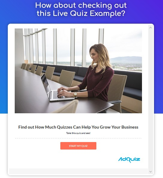 AdQuizVideo Video Quizzes Software by Mario Brown