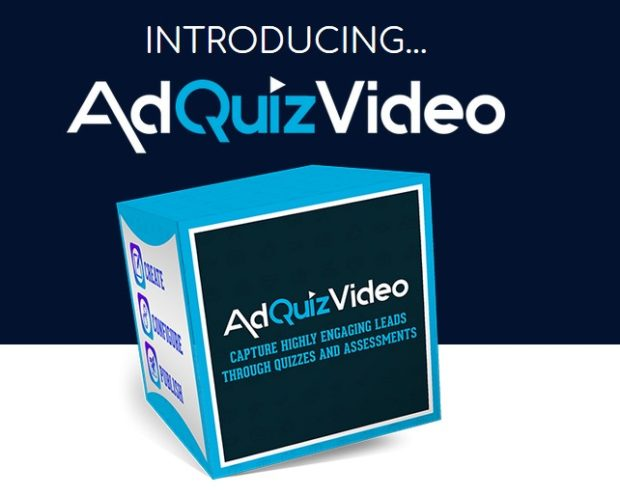 AdQuizVideo Video Quizzes Lead Generation Software by Mario Brown