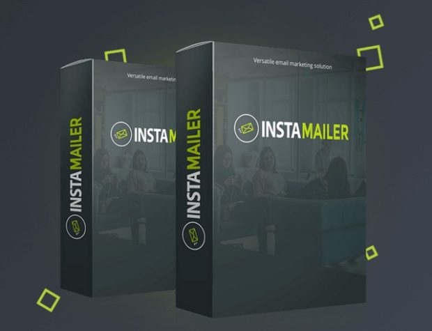 InstaMailer Email Marketing Software by Neil Napier