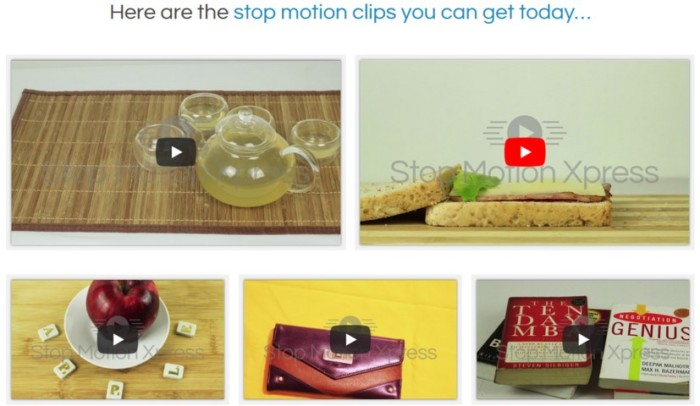 StopMotionXpress Video Motion Collection by Cham Altatis