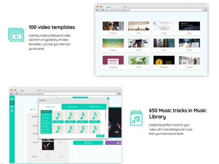 VideoReel Commercial Video Creation Software by Abhi Dwivedi [Vega6]