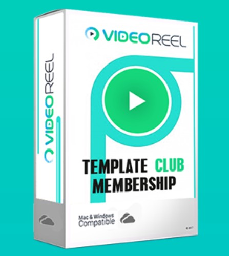 VideoReel Template Club Membership Upgrade by Abhi Dwivedi